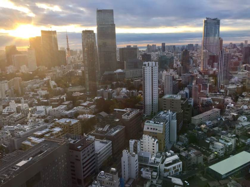 Tokyo Sunrise 3