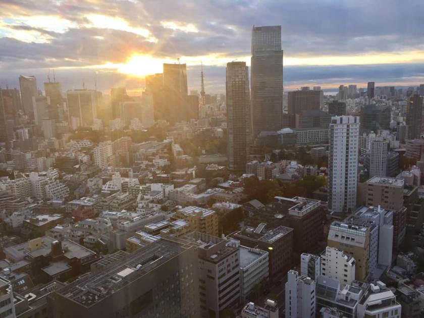 Tokyo Sunrise 5